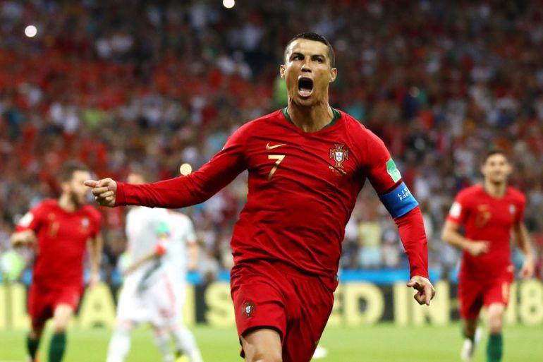 España vs Portugal, Cristiano Ronaldo, Mundial Rusia 2018: Portugal y España, verdadero duelo de titanes