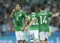 Hoy juega México vs Alemania
