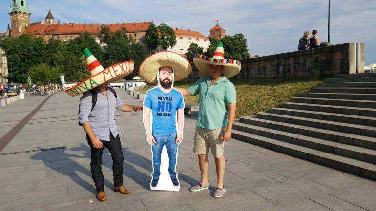 aficionados, rusia 2018: Estos aficionados hicieron lo impensable para ir al Mundial