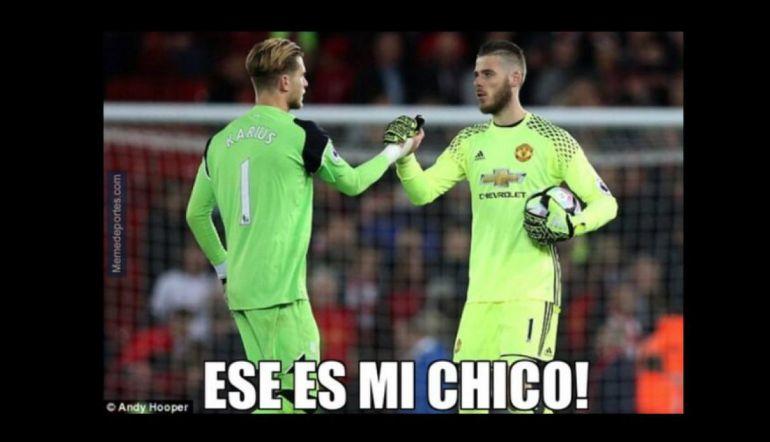 Los memes del Portugal-España