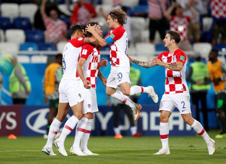 Croacia vs Nigeria, En Vivo online, Copa del Mundo Rusia 2018: Croacia da golpe de autoridad a Nigeria