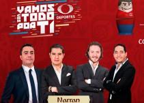 Ticos y Serbios se estrenan en el Mundial Rusia 2018
