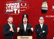 México vuelve a enfrentarse a Alemania