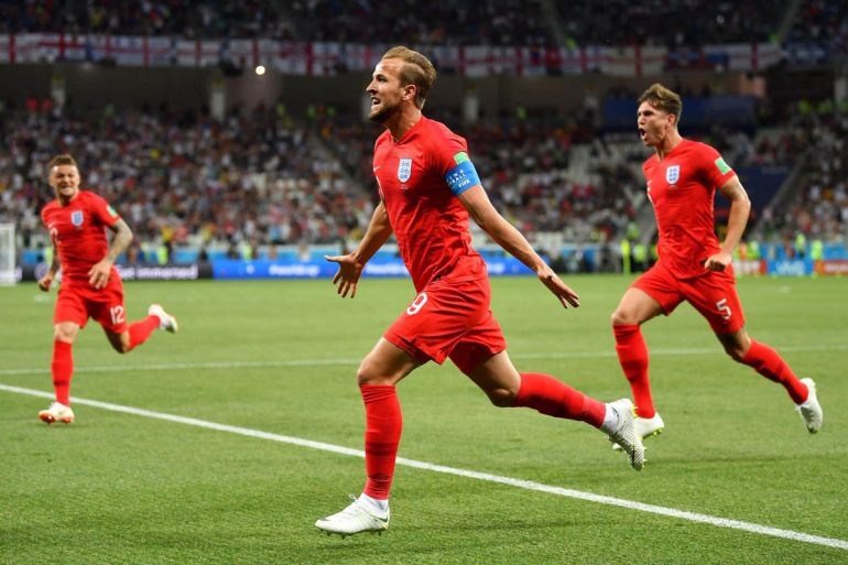 Harry Kane, Túnez vs Ingaleterra, Copa del Mundo Fútbol: Harry Kane otorga la victoria a Inglaterra