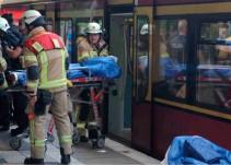 Dos mexicanos fueron apuñalados en el metro de Berlín