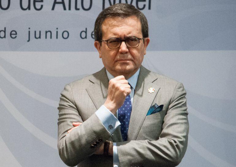 TLCAN: Para julio se retoma negociación del TLCAN: Guajardo