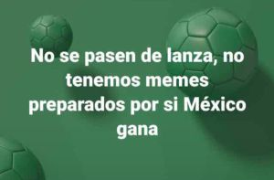 Memes Alemania Mexico: Los Memes del partido Alemania vs México