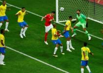 Brasil no tuvo un buen debut en Rusia
