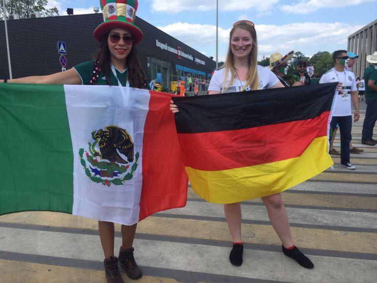 Afición mexicana hizo gritos homofóbicos según la FIFA
