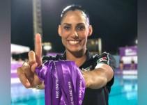 Logran mexicanas 7 medallas de oro en natación artística