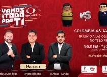 En vivo: Colombia vs Japón