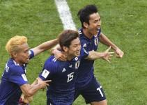Japón vence a Colombia en Rusia 2018