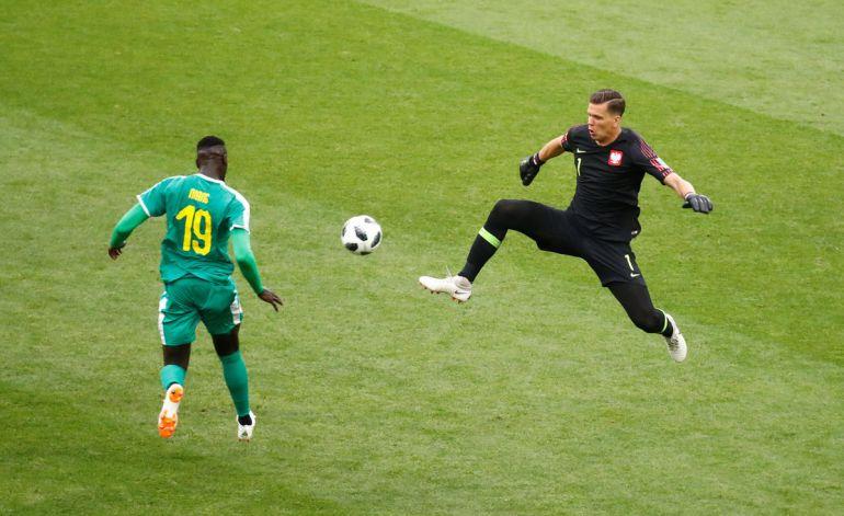 Senegal derrotó a Polonia