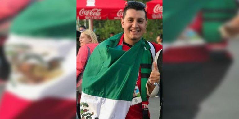 mexicano desaparecido, Rusia: Aparace mexicano desaparecido en Rusia