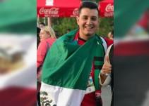 Aparace mexicano desaparecido en Rusia