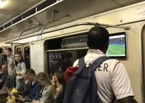 Conoce el metro que todos usan en el Mundial