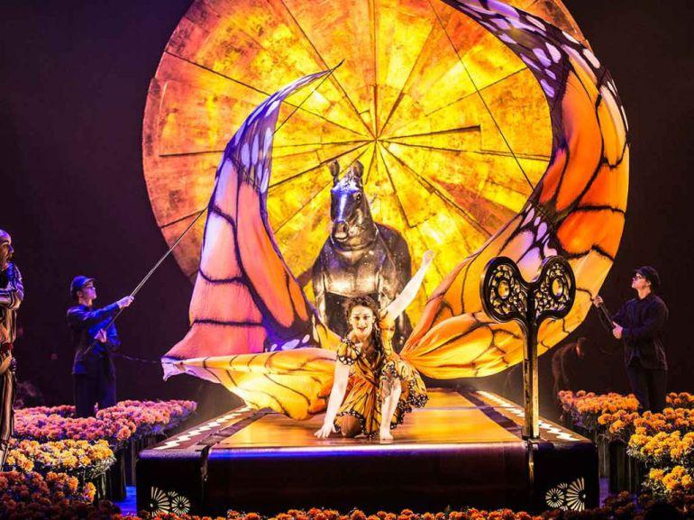"""Cirque Du Soleil se inspira en México para su show Luzia: Cirque Du Soleil se inspira en México para crear """"Luzia"""""""