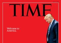 """Revista """"Time"""" publica polémica portada"""