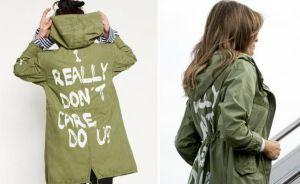 Chamarra de Melania Trump: Chamarra de Melania causa polémica al visitar niños migrantes