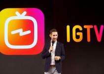 Instagram anuncia IGTV, app que competirá con youtube