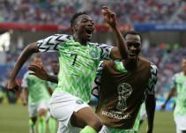 Nigeria le dio vida a Argentina