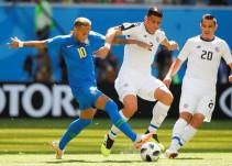 Brasil sigue con vida en el Mundial