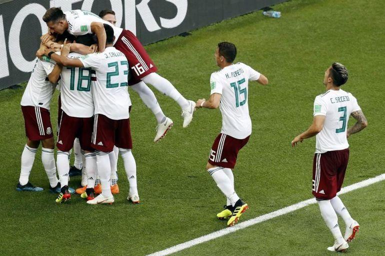 Corea del Sur 1, México 2, Mundial Rusia 2018, Fase de Grupos: México dio un golpe fuerte ante Corea del Sur