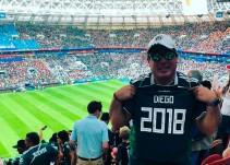 La historia de un aficionado mexicano que te hará llorar