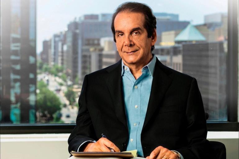 Falleció Charles Krauthammer: Falleció conductor de Fox News y anunció su muerte en televisión