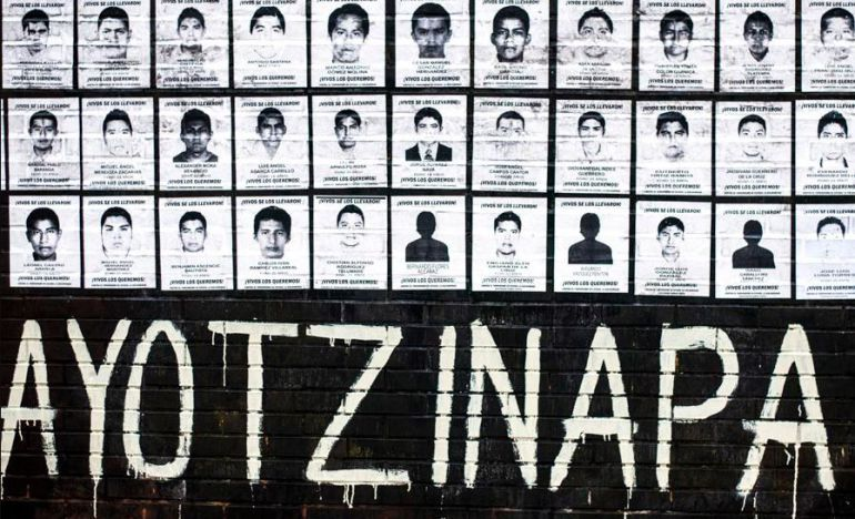 Comisión por caso Ayotzinapa: Imposible la creación de una Comisión por caso Ayotzinapa: PGR