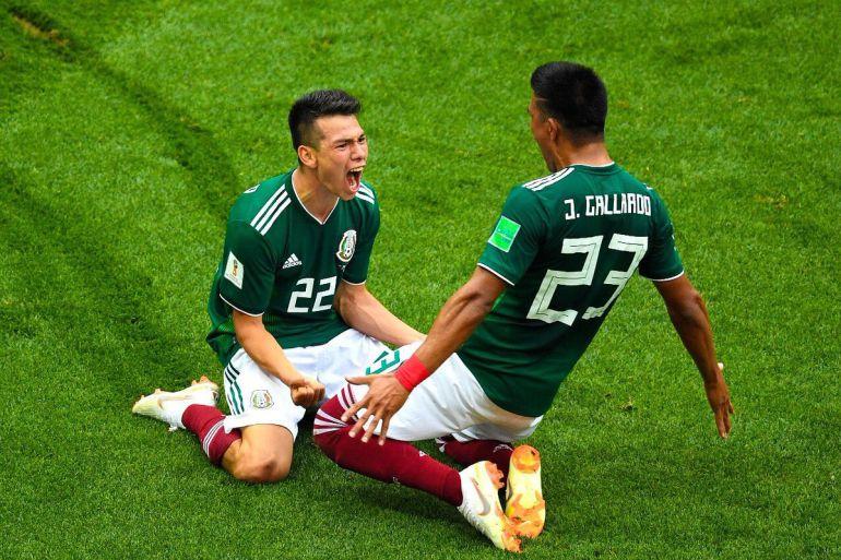 México aún no está clasificado