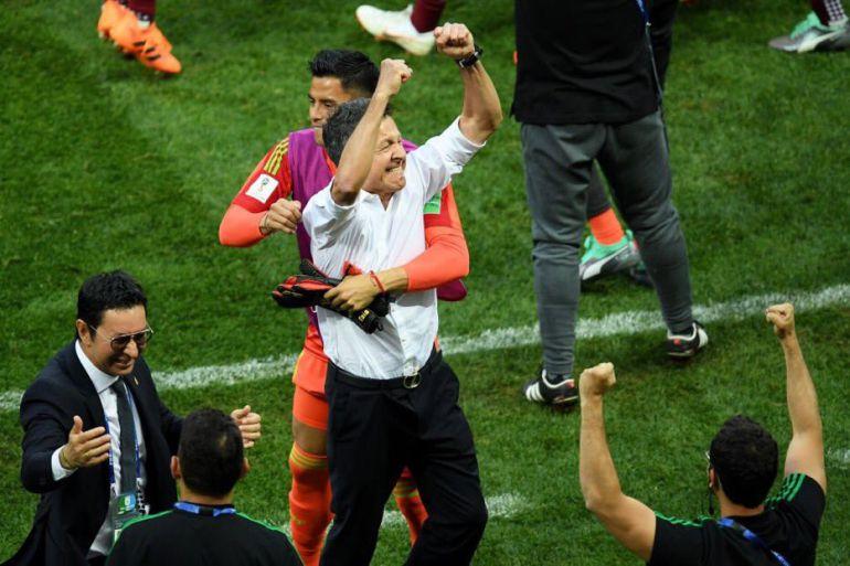 Juan Carlos Osorio pasa un gran momento
