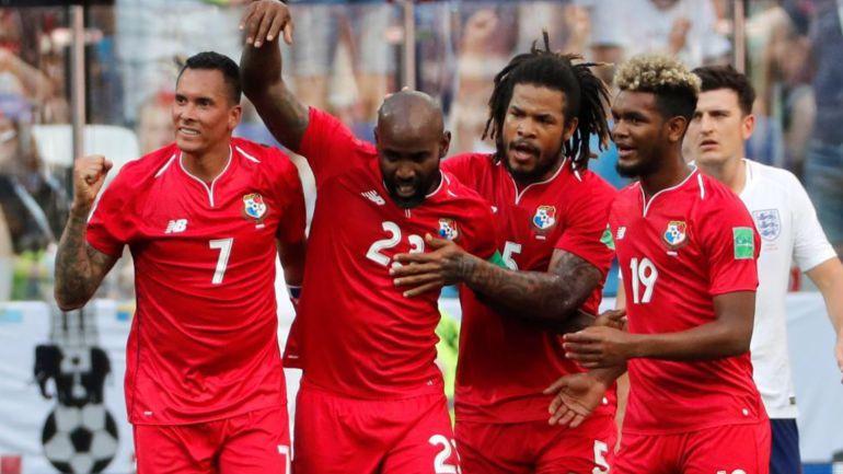 Panamá ha sido humillada en el Mundial