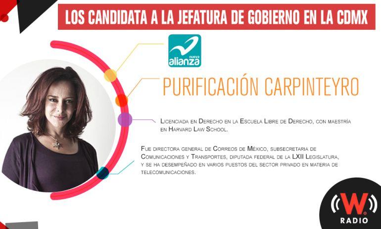 Purificación Carpinteyro