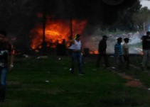 Se registra explosión en Tultepec; hay al menos dos muertos