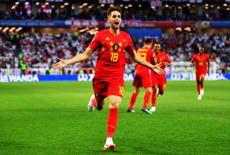 Bélgica marca la diferencia ante Inglaterra, Ardan, Inglaterra: Bélgica marca la diferencia ante Inglaterra