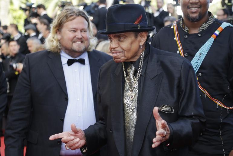 Fallece a los 89 años el padre de Michael Jackson: Fallece el padre de Michael Jackson