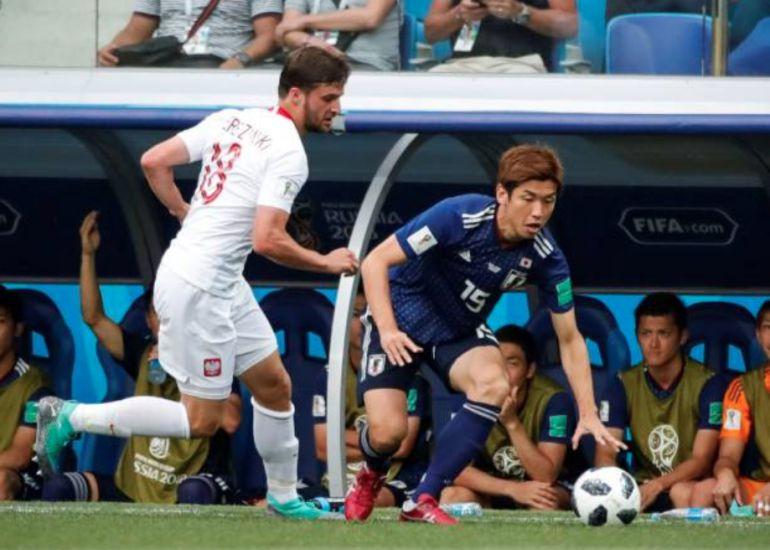 Japón pasó a los octavos de final por juego limpio