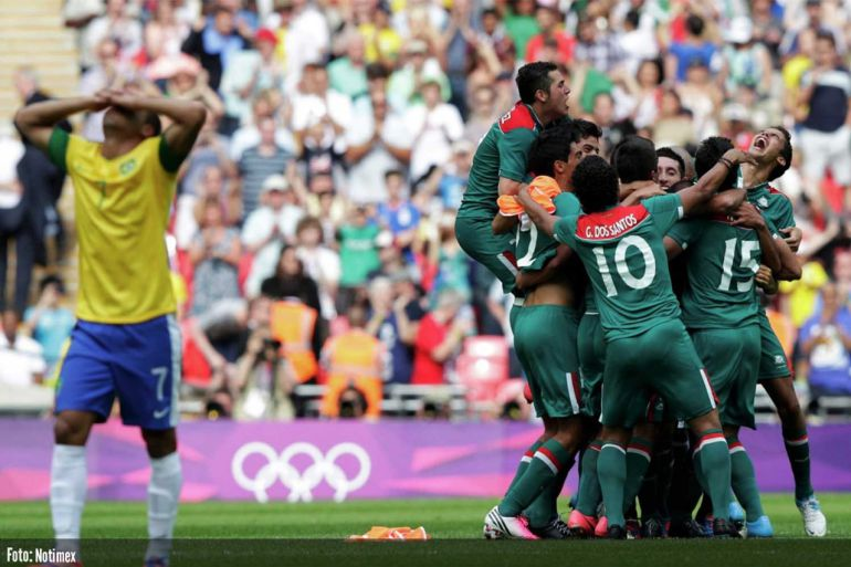 Victorias de México sobre Brasil: Las grandes victorias de México sobre Brasil