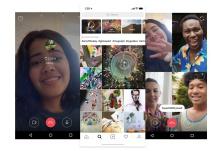 Golpe a Snapchat, Instagram ya permite realizar videollamadas