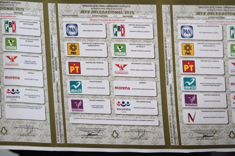 partidos políticos en México contienda electoral: ¿Qué partidos políticos participan en la contienda electoral?