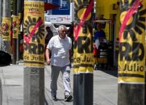 Retiran 10 toneladas de propaganda electoral en la CDMX