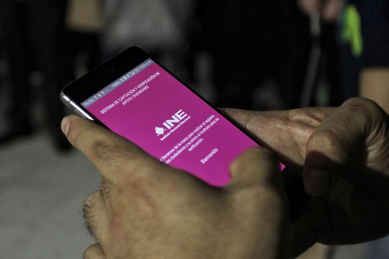 """App INE apoyo ciudadano: ¿Qué es la app """"Apoyo Ciudadano INE""""?"""