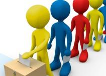 ¿Qué se disputarán los partidos políticos?