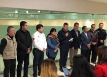 Amieva: Van 10 incidentes menores en jornada electoral
