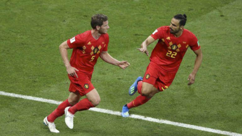 Japón es eliminada de último minuto por Bélgica: Bélgica remontó y eliminó a Japón
