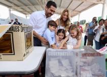 """""""Voy a ganar la elección"""": Yunes Márquez"""