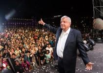 El arrasador triunfo de AMLO, inicia una nueva era