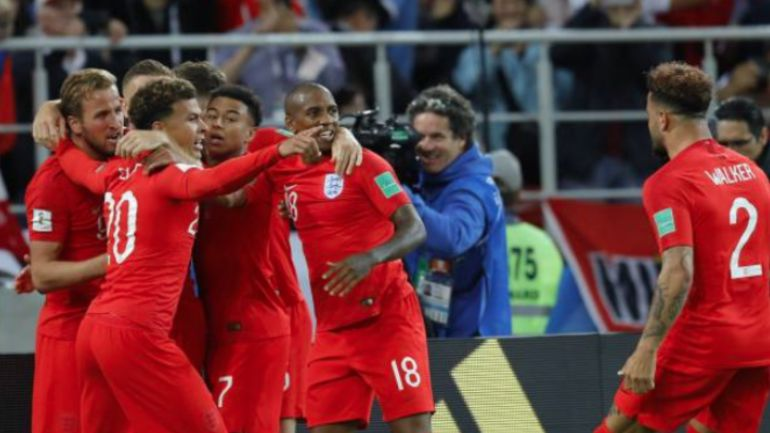 Colombia vs Inglaterra, Rusia 2018: Colombia no pudo con Inglaterra