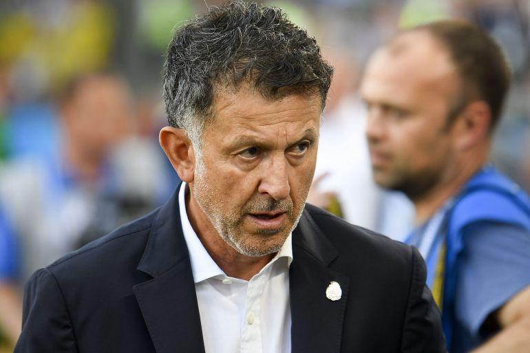 Osorio ya tendría sustituto en la Selección Mexicana, Matías Almeyda: Juan Carlos Osorio ya tendría sustituto en la selección mexicana